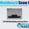 OST-620 Steel Moldboard Snow Shoes