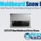 OST-675 Steel Moldboard Snow Shoes