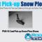 PNS-16 Cast Pick-up Snow Plow Shoes