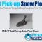 PNS-17 Cast Pick-up Snow Plow Shoes