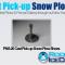 PNS-20 Cast Pick-up Snow Plow Shoes
