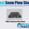 PNS-3 Cast Snow Plow Shoes