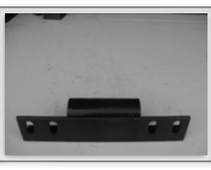 OST-620 Steel Moldboard Snow Shoe