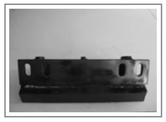 OST-680 Steel Moldboard Snow Shoe