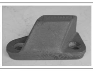 PNS-4350 Cast Snow Plow Shoe