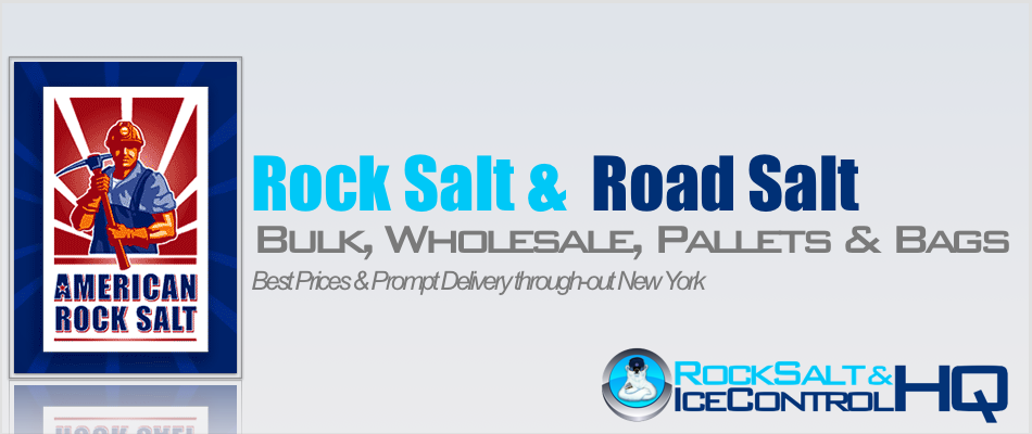 Picture of Rock Salt and Road Salt by American Rock Salt
