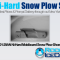 301-29AN Ni-Hard Moldboard Snow Plow Shoe