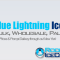 Blue Lightning Ice Melt
