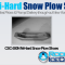 CSC-500N Ni-Hard Snow Plow Shoes