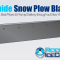 Carbide Snow Plow Blades
