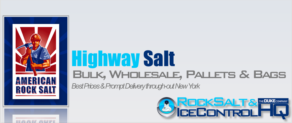 Picture of Highway Salt by Rock Salt and Ice Control HQ