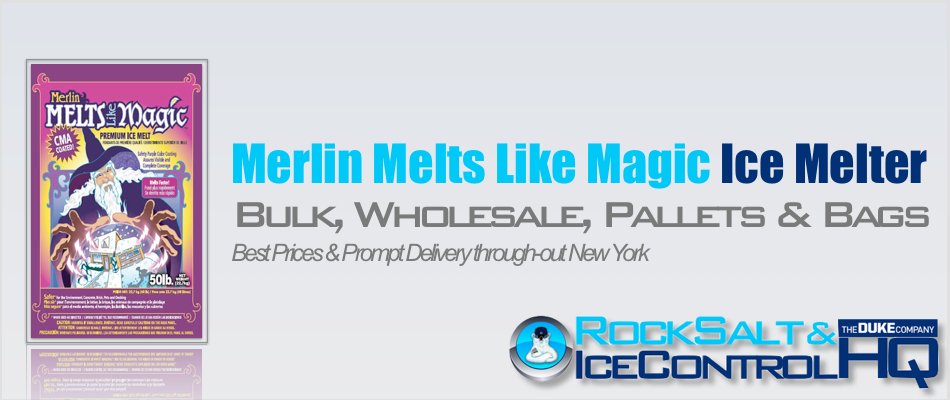 Picture of Merlin Melts Like Magic Ice Melter
