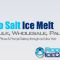 No Salt Ice Melt