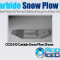 OCS-910 Carbide Snow Plow Shoes
