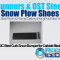 OST-1590C Steel Curb Snow Bumper for Carbide Blades
