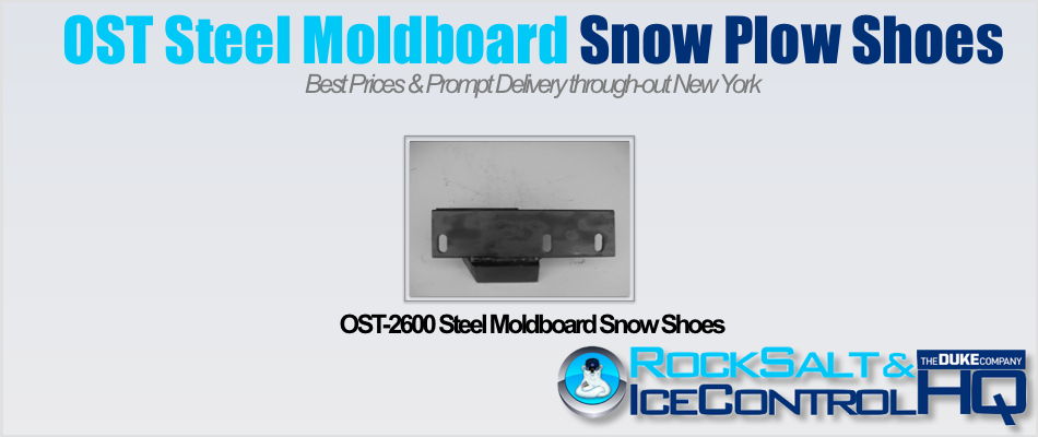 Picture of OST-2600 Steel Moldboard Snow Shoes