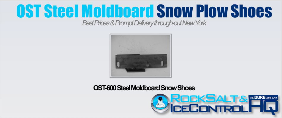 Picture of OST-600 Steel Moldboard Snow Shoes
