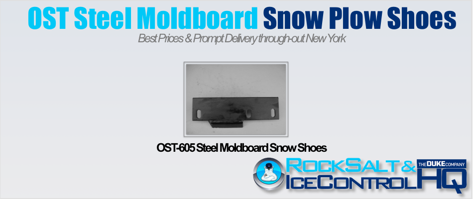 Picture of OST-605 Steel Moldboard Snow Shoes
