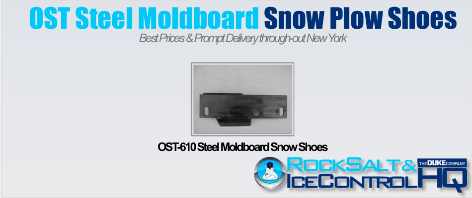 Picture of OST-610 Steel Moldboard Snow Shoes