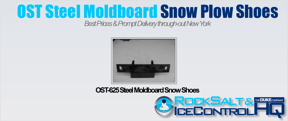 Picture of OST-625 Steel Moldboard Snow Shoes