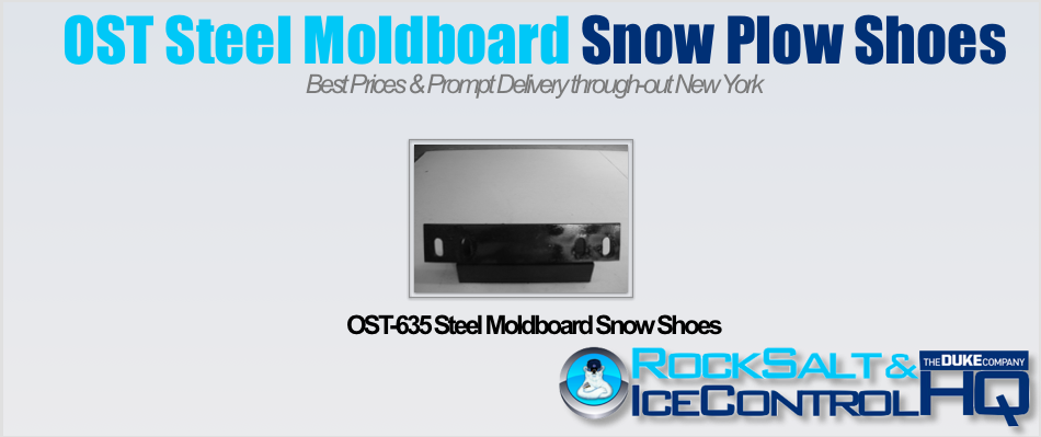 Picture of OST-635 Steel Moldboard Snow Shoes