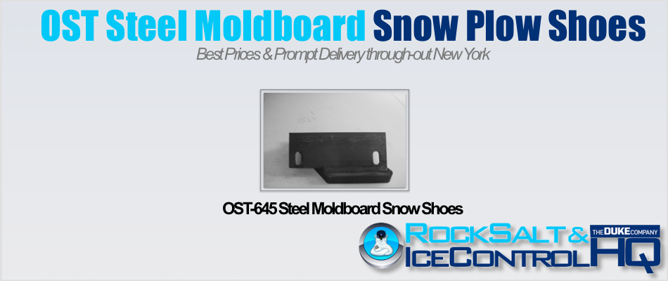 Picture of OST-645 Steel Moldboard Snow Shoes