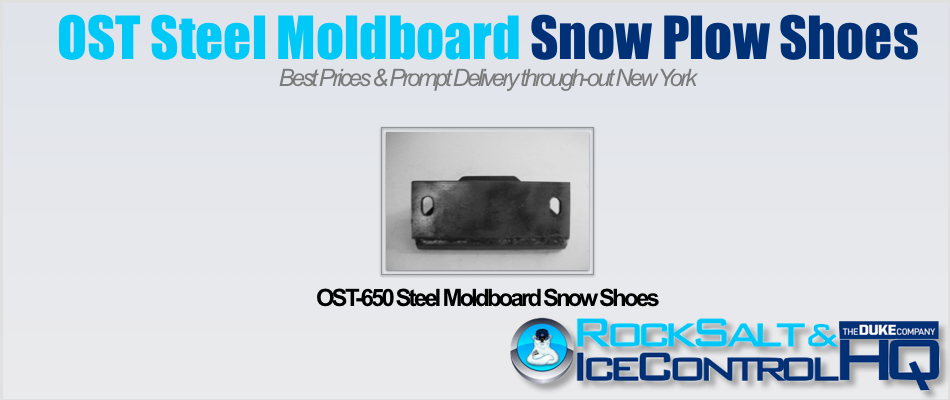 Picture of OST-650 Steel Moldboard Snow Shoes