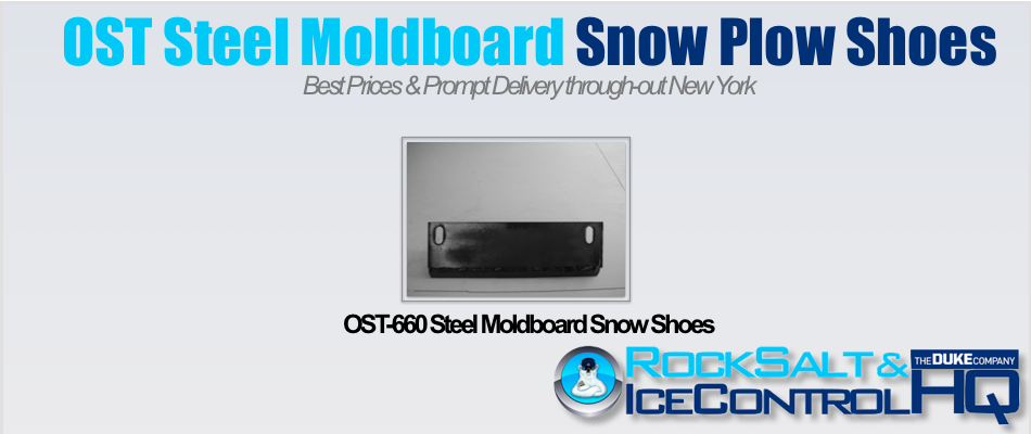 Picture of OST-660 Steel Moldboard Snow Shoes