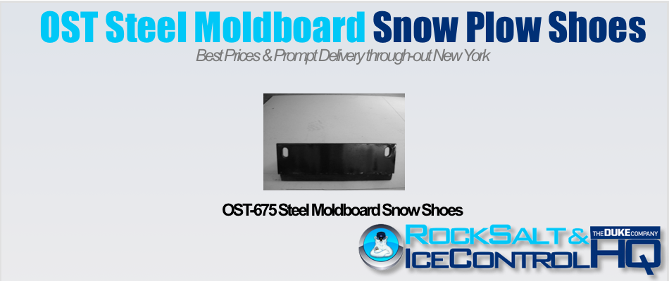 Picture of OST-675 Steel Moldboard Snow Shoes