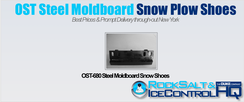 Picture of OST-680 Steel Moldboard Snow Shoes