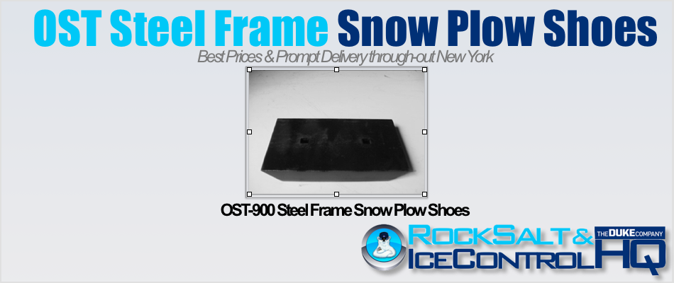 Picture of OST-900 Steel Frame Snow Plow Shoes