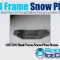 OST-910 Steel Frame Snow Plow Shoes