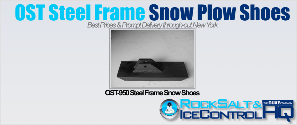 Picture of OST-950 Steel Frame Snow Shoes