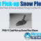 PNS-17 Cast Pick-up Snow Plow Shoes