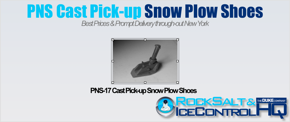 Picture of PNS-17 Cast Pick-up Snow Plow Shoes