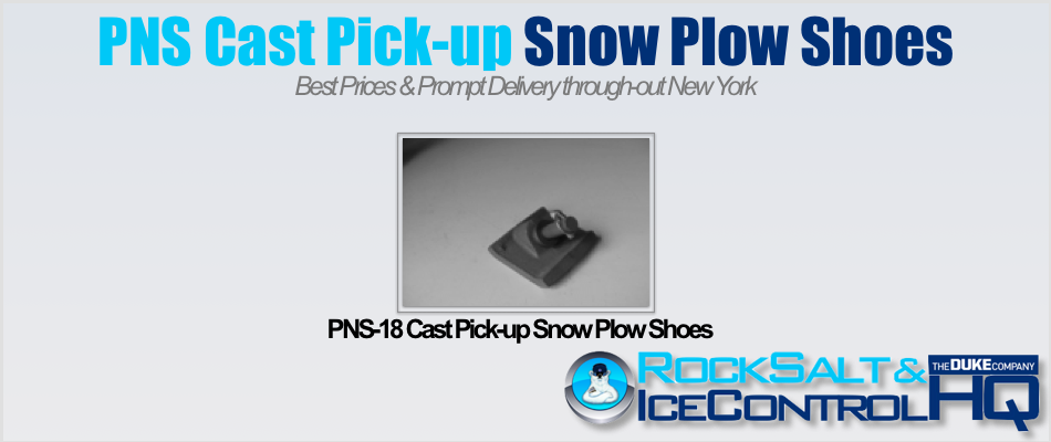 Picture of PNS-18 Cast Pick-up Snow Plow Shoes