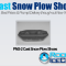 PNS-2 Cast Snow Plow Shoes
