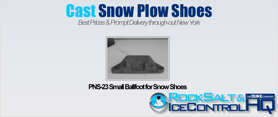 Picture of PNS-23 Small Ballfoot for Snow Shoes
