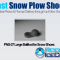 PNS-27 Large Ballfoot for Snow Shoes