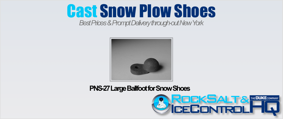 Picture of PNS-27 Large Ballfoot for Snow Shoes