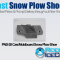 PNS-28 Cast Moldboard Snow Plow Shoe