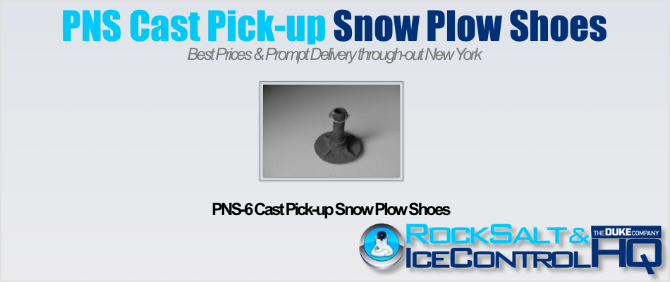 Picture of PNS-6 Cast Pick-up Snow Plow Shoes