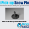 PNS-7 Cast Pick-up Snow Plow Shoes