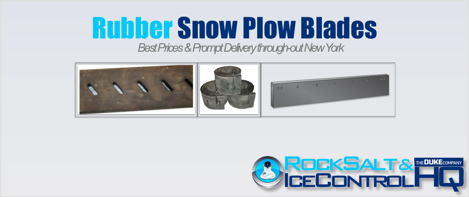 Picture of Rubber Snow Plow Blades