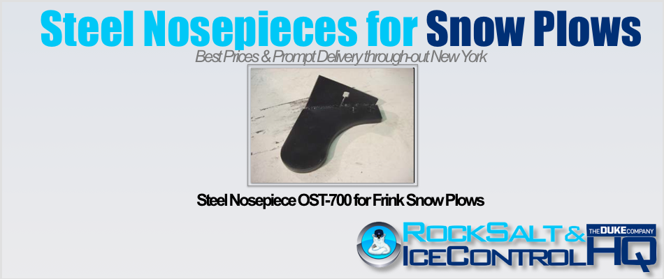 Picture of Steel Nosepiece OST-700 for Frink Snow Plows