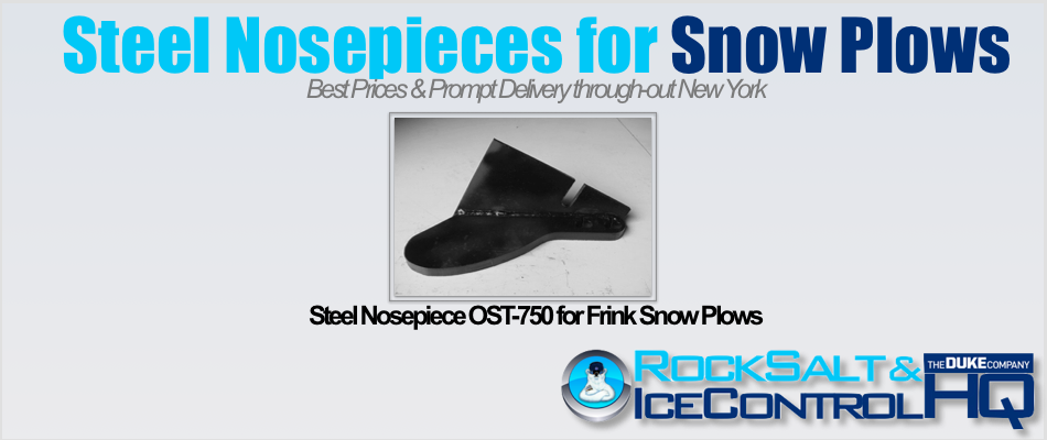 Picture of Steel Nosepiece OST-750 for Frink Snow Plows