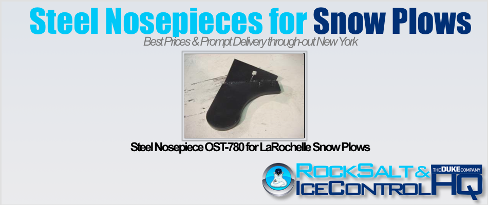 Picture of Steel Nosepiece OST-780 for LaRochelle Snow Plows