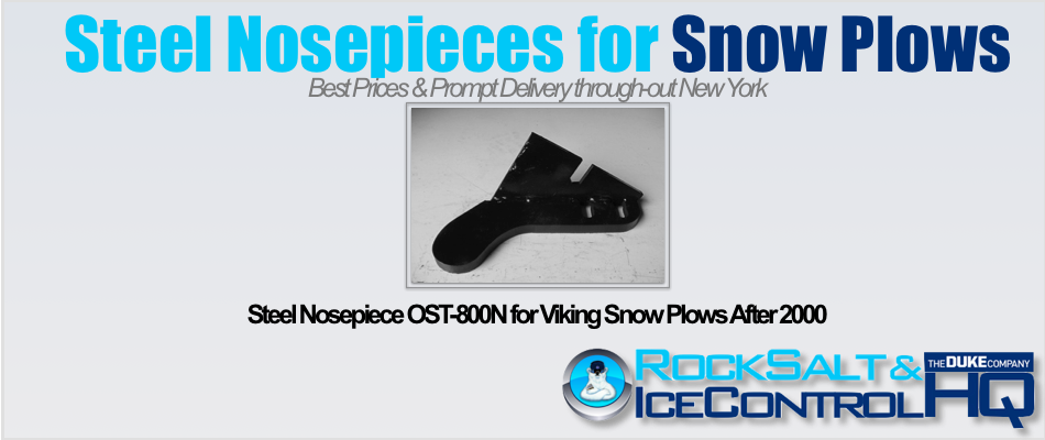Picture of Steel Nosepiece OST-800N for Viking Snow Plows After 2000