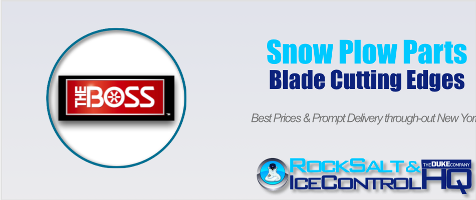 Picture of Boss Snow Plow Part #BOSS108 Blade Cutting Edge