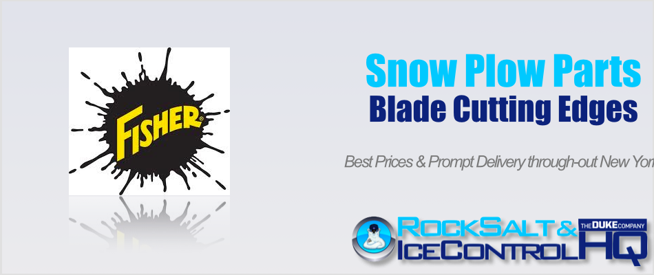 Picture of Fisher Snow Plow Part #S534SPL Blade Cutting Edge